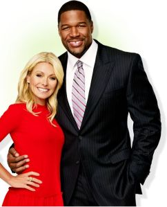 The pairing of Strahan and RIpa has really worked out well for both.