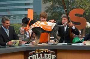College football is back! And it couldn't come soon enough.