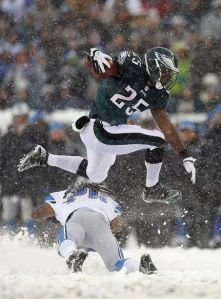 LeSean McCoy looks to lead the Eagles' high-octane offense to new heights this season.