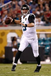After another failed attempt at finding a franchise quarter, is Blake Bortles the answer?