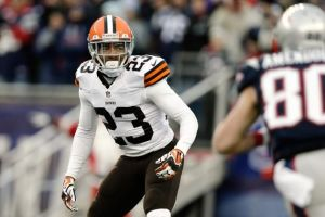 Amidst the offseason Twitter-war of Richard Sherman and Patrick Peterson, a name that wasn't heard but should be is Joe Haden. Perhaps the best cover corner in the NFL.
