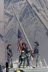 Have respect for a day we will never forget.