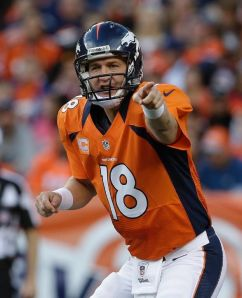 Hope the Broncos can hear Peyton over the 12th man.