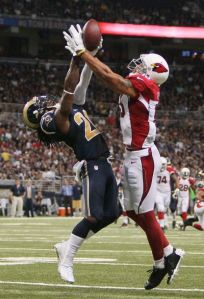 Michael Floyd is making big plays for the Cardinals