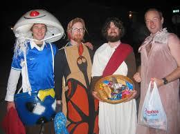 Creepy adults still enjoy the perks of Halloween.