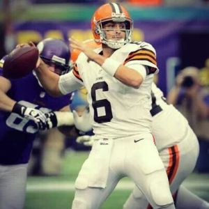 Steady play by Brian Hoyer has been key to a Cleveland surge.