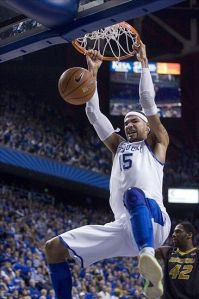 Willie Cauley-Stein is back for a third year starting for perhaps the deepest group of front-court players in the history of college basketball.