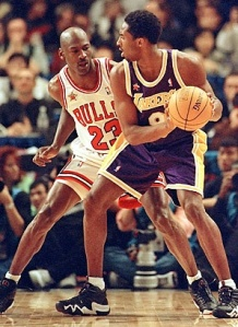 As Kobe approaches MJ on the scoring list, we take a look at career numbers and discuss.