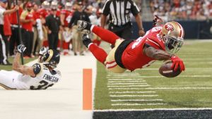 It's do or die for San Fran, can Anquan Boldin lead the way?