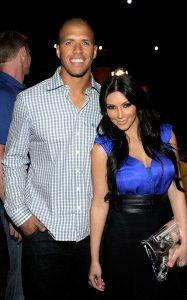 Once upon a time Miles Austin was only one of a couple black pro athletes to have slept with Kim K.