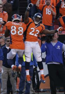 CJ Anderson has given Broncos fans plenty of reasons to jump for joy.