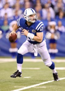 Andrew Luck and the Colts need to stay focused this week and avoid turnovers.