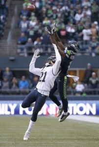 Paul Richardson might be the surprise big-play guy today.