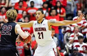 Steady and healthy finally, Brandon Ashley has been a force to be reckoned with for Arizona all year long.