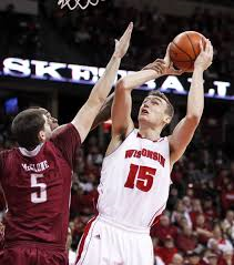 Athletic and uber-talented, Sam Dekker will play a big role in tonight's game.