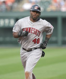 Is Torii Hunter as old as his jersey number? Sure feels like it.