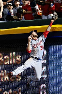It appears Bryce Harper is finally living up to the hype. Wait, you mean he's gonna get cockier?!?