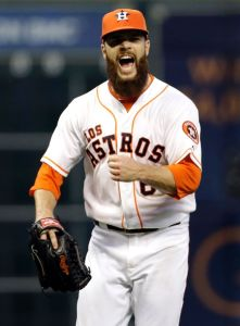 One of the biggest reasons for the surprising season in Houston has been Dallas Keuchel.