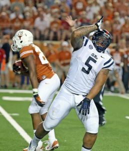 This man is a beast. His name is Robert Nkemdiche.