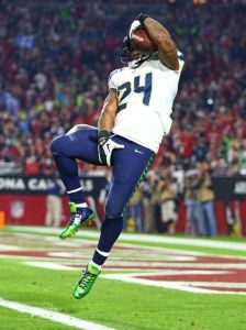 Seattle needs to run the ball and play smash-mouth football.