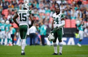 Two of the biggest reasons for the Jets' success.
