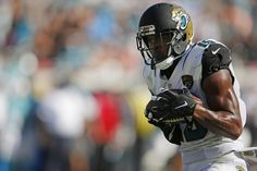 Allen Robinson has been a big part of the solid play from Jacksonville.