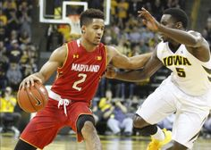 Melo Trimble leads a talented Maryland roster.