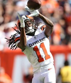 Travis Benjamin is one of the few Browns worth keeping around.