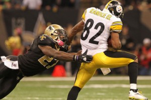 Pittsburgh+Steelers+v+New+Orleans+Saints+-V-DjLvbAUym
