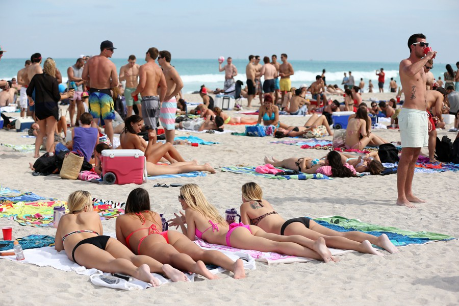 What day is spring break-2809