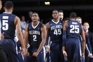 Villanova in the NCAA Tourament 2016