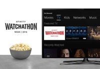 XFinity Watchathon Week Comcast