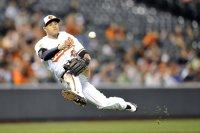Manny Machado Baltimore Orioles