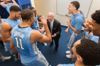 North Carolina basketball March Madness 2016