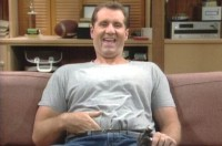 guy with no shame Al Bundy Married With Children