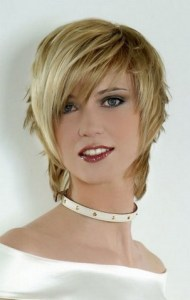 bowl cut women hair