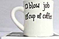 coffee blow job