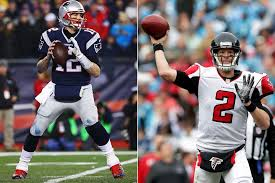 Matt Ryan Tom Brady Super Bowl 51